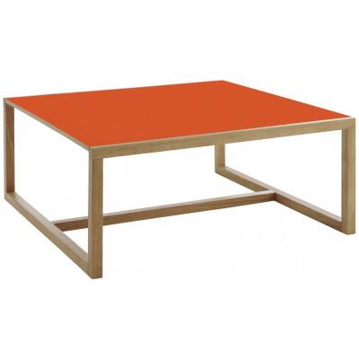 argos product support for habitat kilo oak legs long table - black