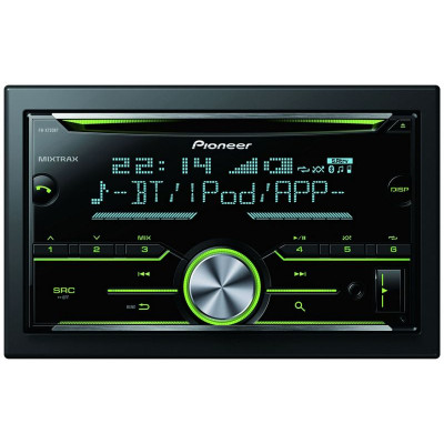 Argos product support for pioneer deh 150mpg mp3 cd tuner 9082270 pioneer fh x730bt double din car stereo publicscrutiny Images