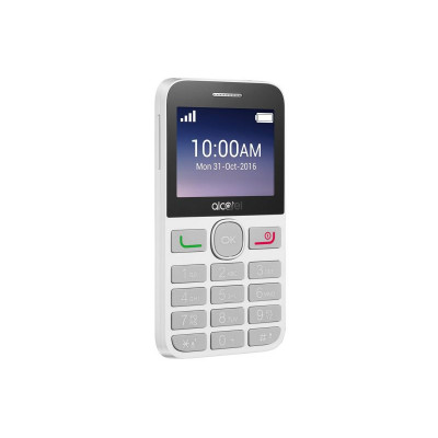 Argos Product Support for Sim Free Alcatel 2051X Flip Mobile Phone