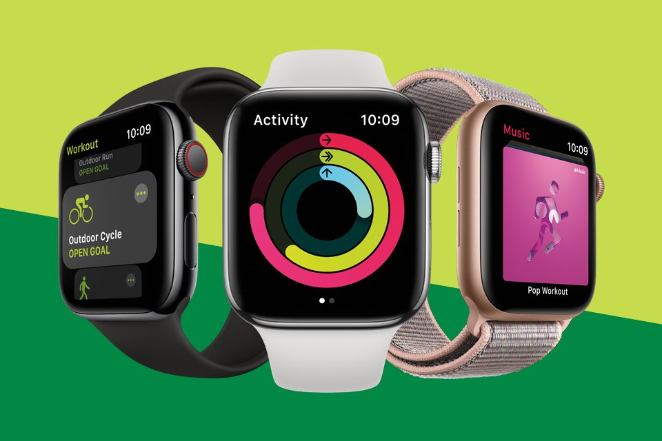 Our Favourite Apple iWatch Apps Today